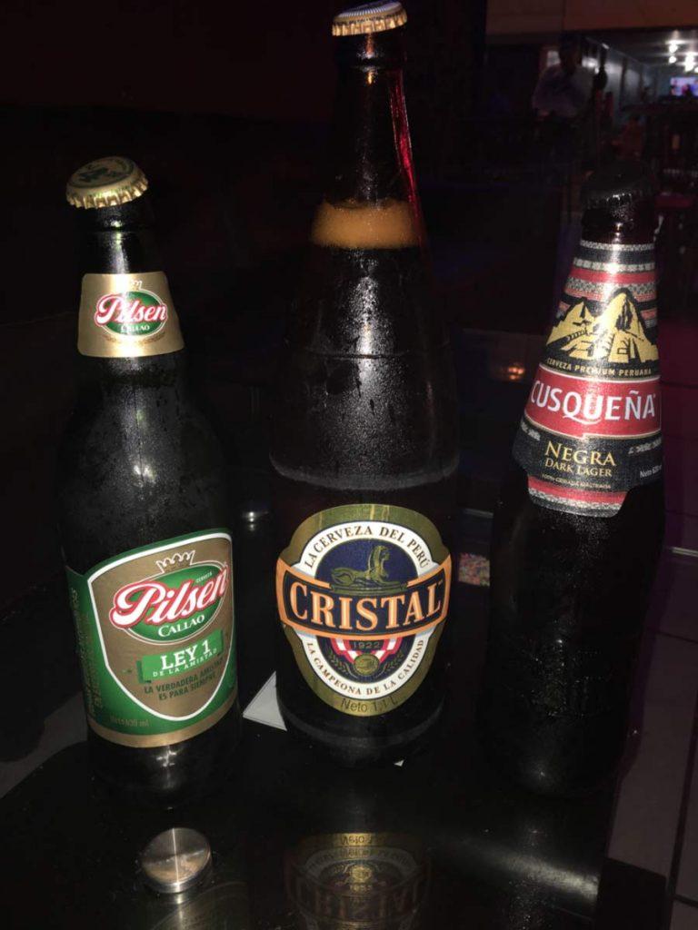 Peruvian Beers